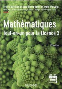 Mathematiques Tout-en-un Pour La Licence 3 (2e Edition)