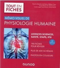 Memo Visuel De Physiologie Humaine (2e Edition)