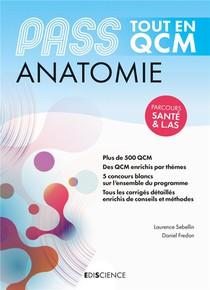 Pass Tout En Qcm ; Anatomie
