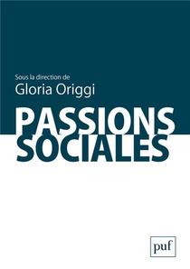 Passions Sociales
