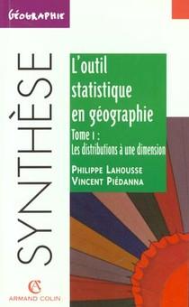 L'outil Statistique En Geographie