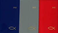 Agenda Du Chretien (pack De 12) (edition 2022)