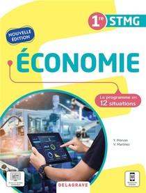Economie : 1re Stmg ; Pochette Eleve (edition 2021)