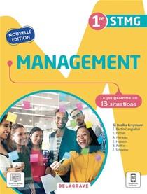 Management : 1re Stmg ; Pochette Eleve (edition 2021)