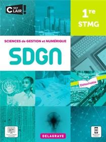 Sciences De Gestion Et Numerique : 1re Stmg ; Pochette Eleve (edition 2021)