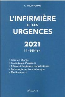 L'infirmiere Et Les Urgences, 11e Ed