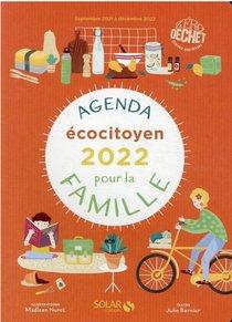 Agenda Ecocitoyen 2022 Pour La Famille