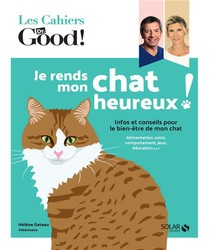 Cahier Dr Good ; Je Rends Heureux Mon Chat