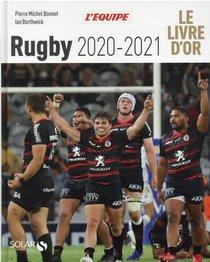 Livre D'or Du Rugby (edition 2021)