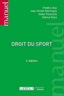 Droit Du Sport (6e Edition)
