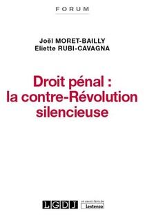 Droit Penal : La Contre-revolution Silencieuse