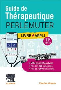 Guide De Therapeutique Perlemuter (livre + Application) (11e Edition)
