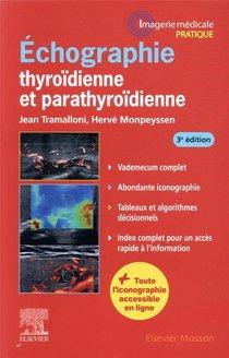 Echographie Thyroidienne Et Parathyroidienne : Glandes Thyroides Parathyroides