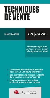 Techniques De Vente (5e Edition)
