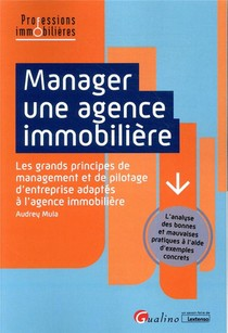 Manager Une Agence Immobiliere