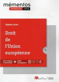 Droit De L'union Europeenne (7e Edition)