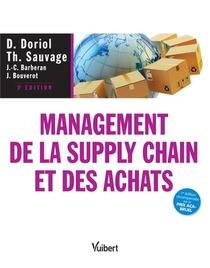 Management De La Supply Chain Et Des Achats (3e Edition)
