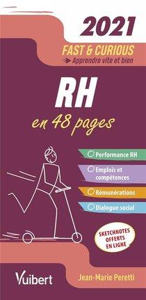 Fast & Curious ; Rh ; Apprendre Vite Et Bien (edition 2021)