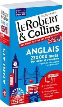 Le Robert & Collins ; Poche ; Anglais