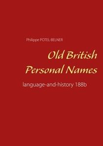 Old British Personal Names : Language-and-history 188b