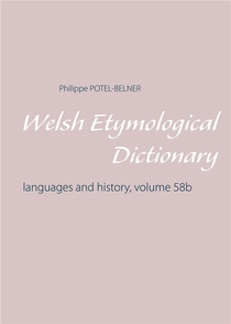 Welsh Etymological Dictionary