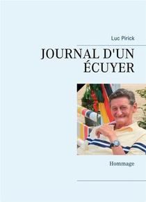 Journal D'un Ecuyer : Hommage
