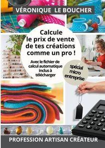 Calcule Le Prix De Vente De Tes Creations Comme Un Pro