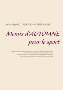 Menus D'automne Pour Le Sport