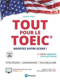 Tout Pour Le Toeic ; Cours, Strategies, 7 Tests Blancs