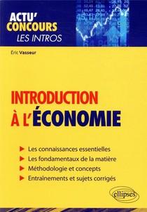 Actu' Concours ; Introduction A L'economie