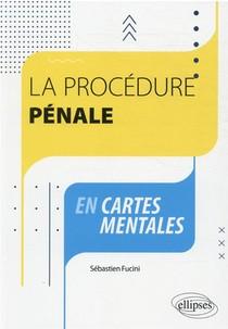 La Procedure Penale En Cartes Mentales