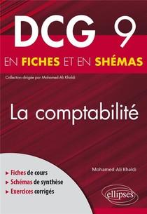 Dcg 9 : La Comptabilite En Fiches Et En Schemas