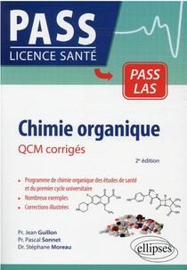 Chimie Organique : Qcm Corriges (2e Edition)