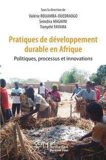 Pratiques De Developpement Durable En Afrique ; Politiques, Processus Et Innovations