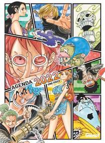 One Piece ; Agenda (edition 2022)