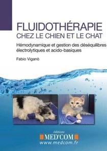 Fluidotherapie Chez Le Chien Et Le Chat ; Hemodynamique Et Gestion Des Desequilibres Electrolytiques Et Acido-basiques