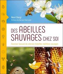 Des Abeilles Sauvages Chez Soi ; Favoriser L'accueil De Colonies D'abeilles Melliferes Sauvages