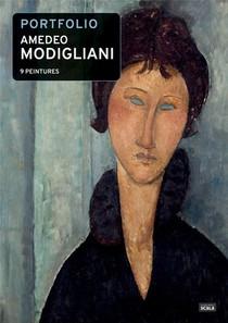Portfolio Amedeo Modigliani ; 9 Peintures