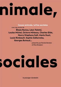 Cause Animale, Luttes Sociales