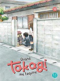 Quand Takagi Me Taquine T.10