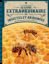 Le Livre Extraordinaire Des Insectes Et Araignees