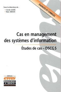 Cas En Management Des Systemes D'information ; Dscg 5