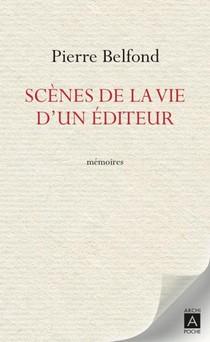 Scenes De La Vie D'un Editeur