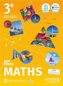 Mathematiques 3e, Manuel Eleve, Edition 2021