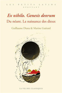 Ex Nihilo. Genesis Deorum. Du Neant. La Naissance Des Dieux - Illustrations, Noir Et Blanc