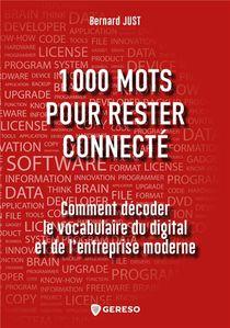 1000 Mots Pour Rester Connecte ; Comment Decoder Le Vocabulaire Du Digital Et De L'entreprise Moderne