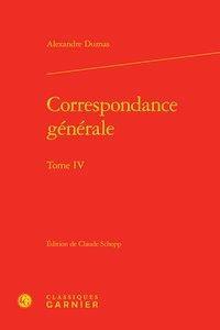 Correspondance Generale T.4