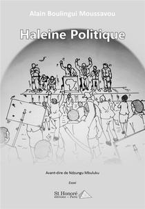 Haleine Politique