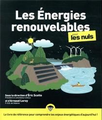 Les Energies Renouvelables Pour Les Nuls