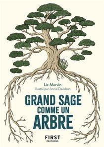 Grand Sage Comme Un Arbre